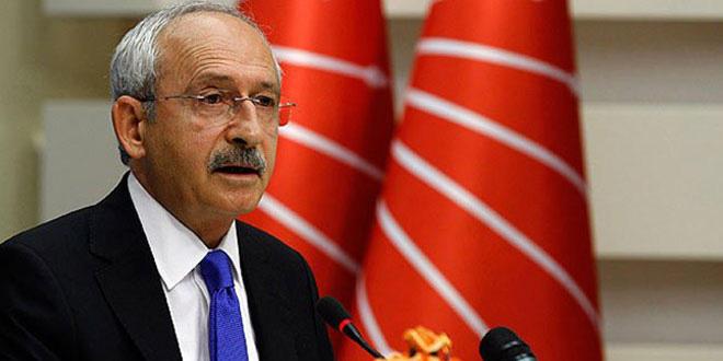 CHP lideri Kılıçdaroğlu: KHK'yı eşitlemek bizim boynumuzun borcudur