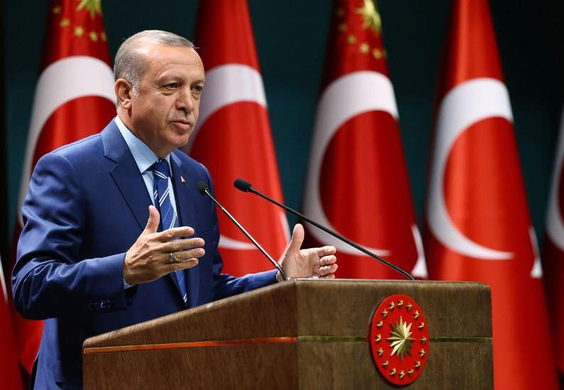 Erdogan dismisses US court's indictment against his security guards