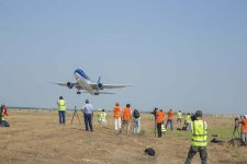 First spotting held at Heydar Aliyev International Airport (PHOTO/VIDEO) - Gallery Thumbnail