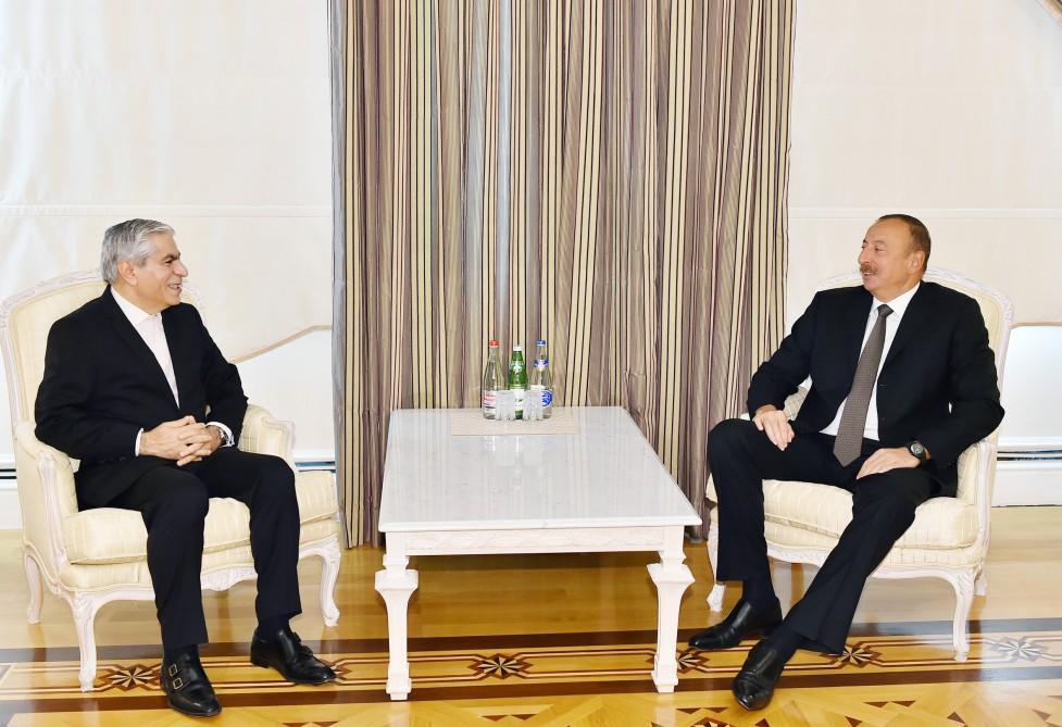 Cumhurbaşkanı Aliyev: Azerbaycan gelecekte doğalgaz ihracatını büyük ölcekte artıracak - Gallery Image