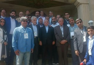 Iranian trade delegation in Baku to explore markets