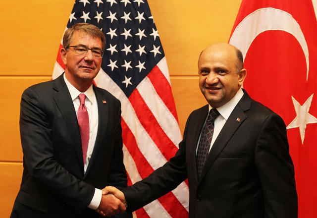 Turkish, US defense ministers to meet in September