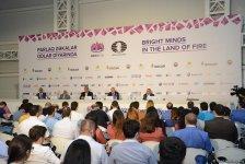 Azad Rəhimov: Şahmat Olimpiadasında yığmamızdan yüksək nəticələr gözləyirik (YENİLƏNİB) (FOTO) - Gallery Thumbnail