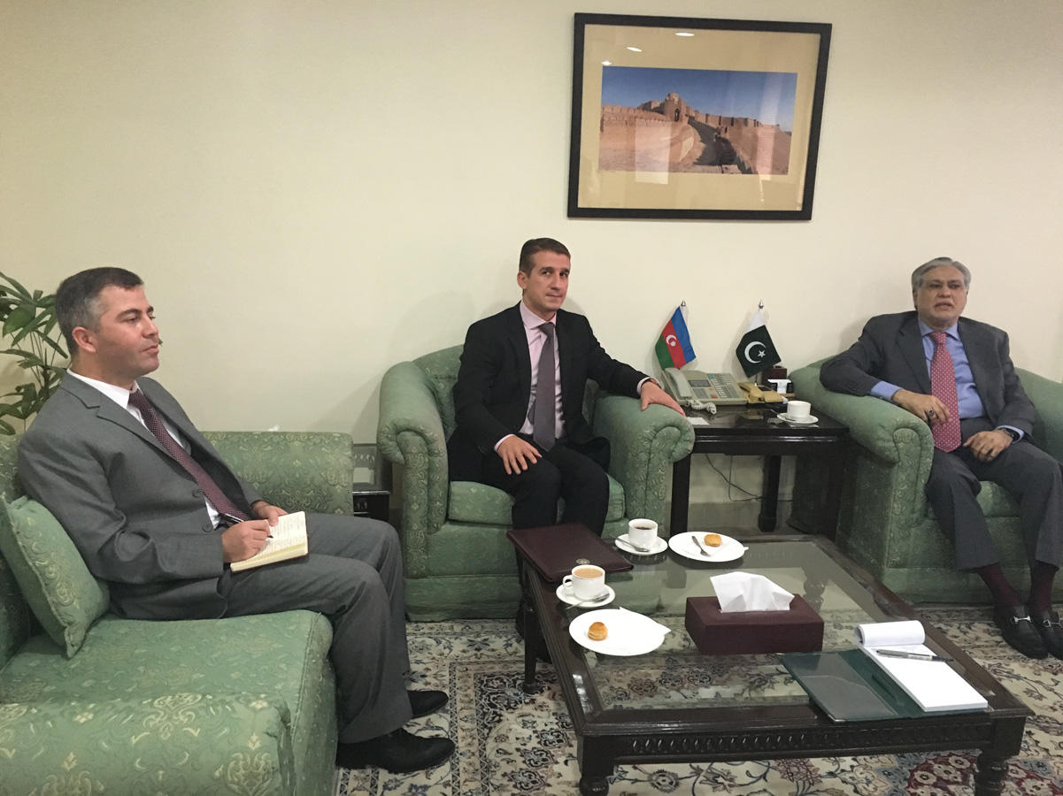 Pakistan values relations with Azerbaijan, says minister
