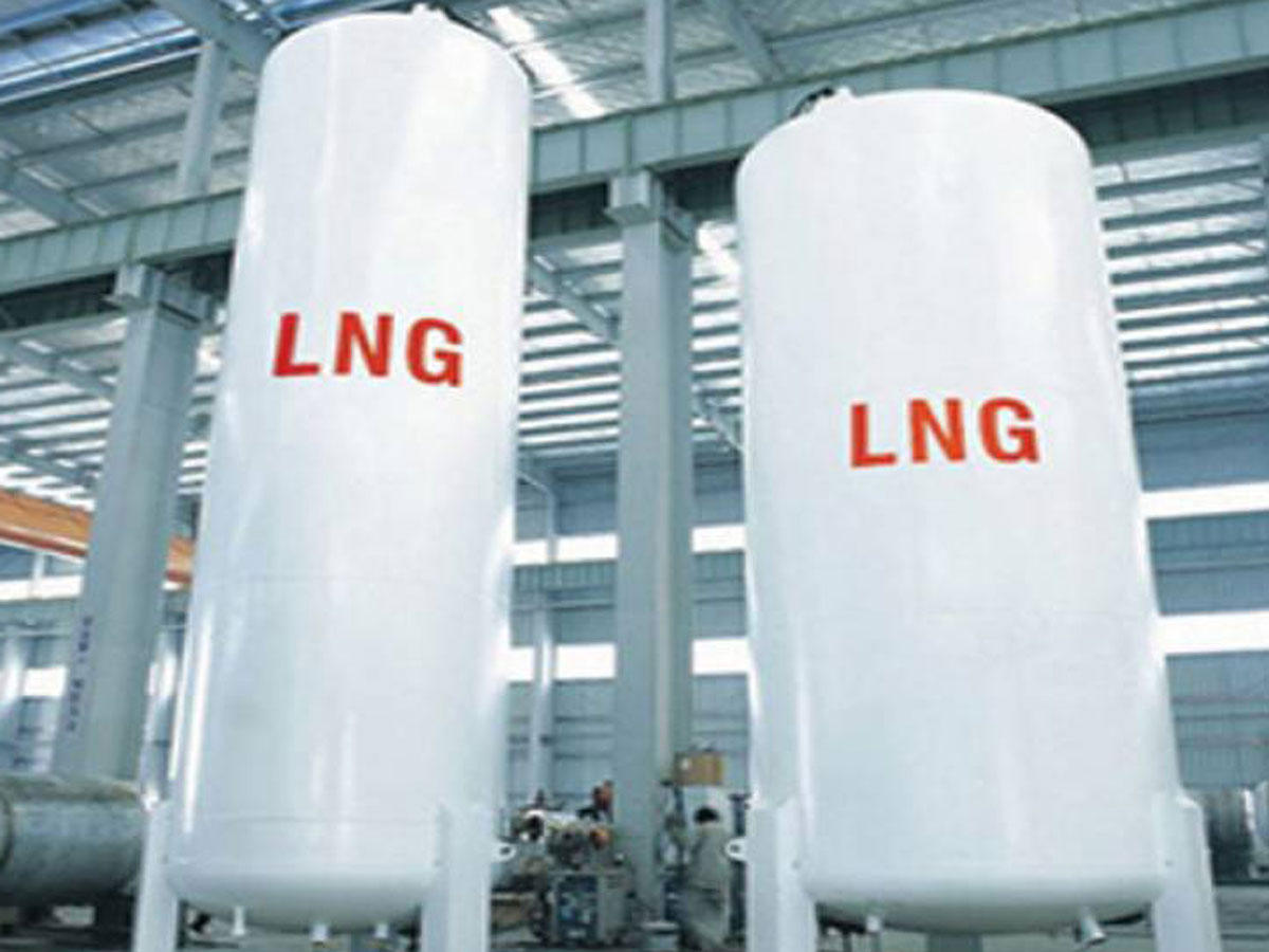 EU sees decrease in LNG imports