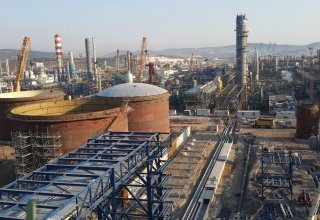 Oil refining volume forecast at STAR plant by end-year revealed