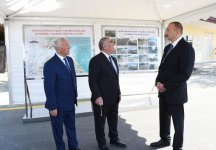 Ilham Aliyev inaugurates new highway in Qusar (PHOTO) - Gallery Thumbnail