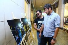 Bakü'de '15 Temmuz Milli İradenin Yükselişi' fotoğraf sergisi açıldı - Gallery Thumbnail