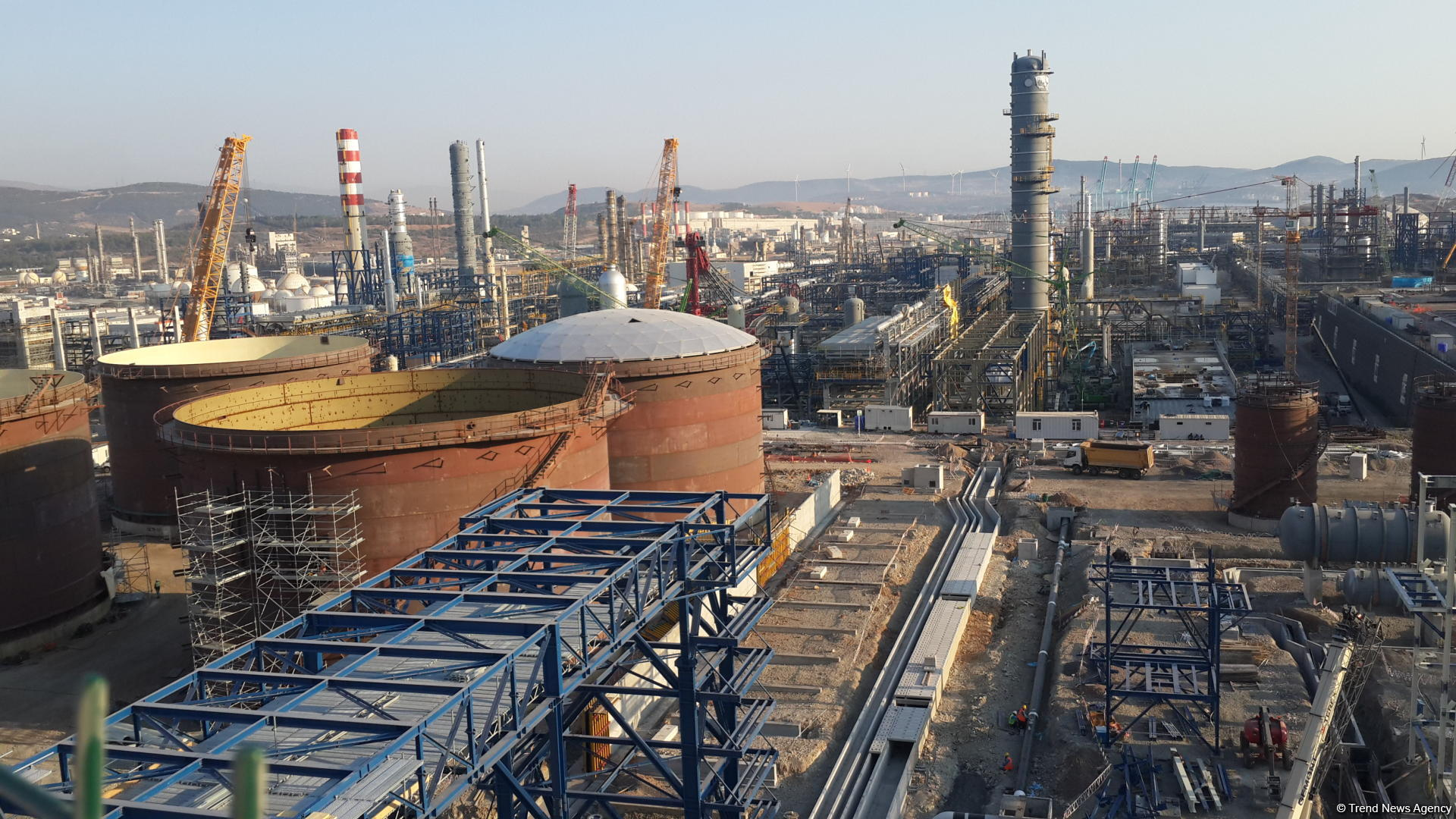 SOCAR Turkey in talks with UK company over petrochemical project