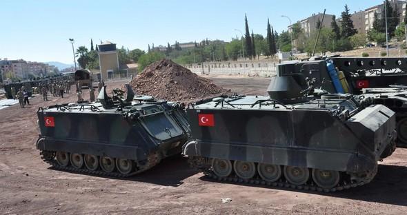TSK: Sınırda ırak güçleri ile tatbikat yapılacak