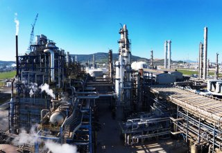 Kazakhstan reveals plans on rising petrochemicals production