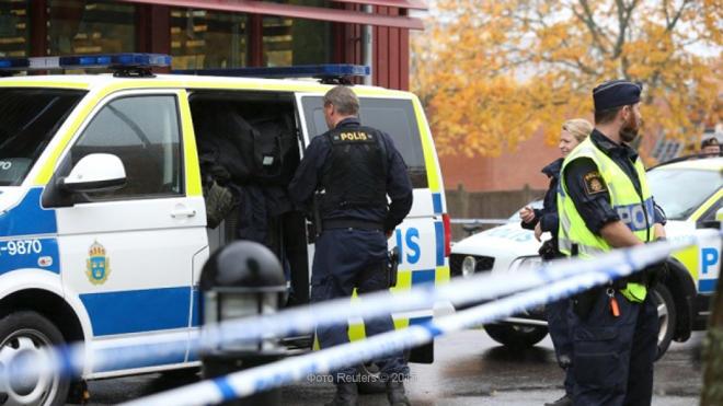В Мальме произошла стрельба