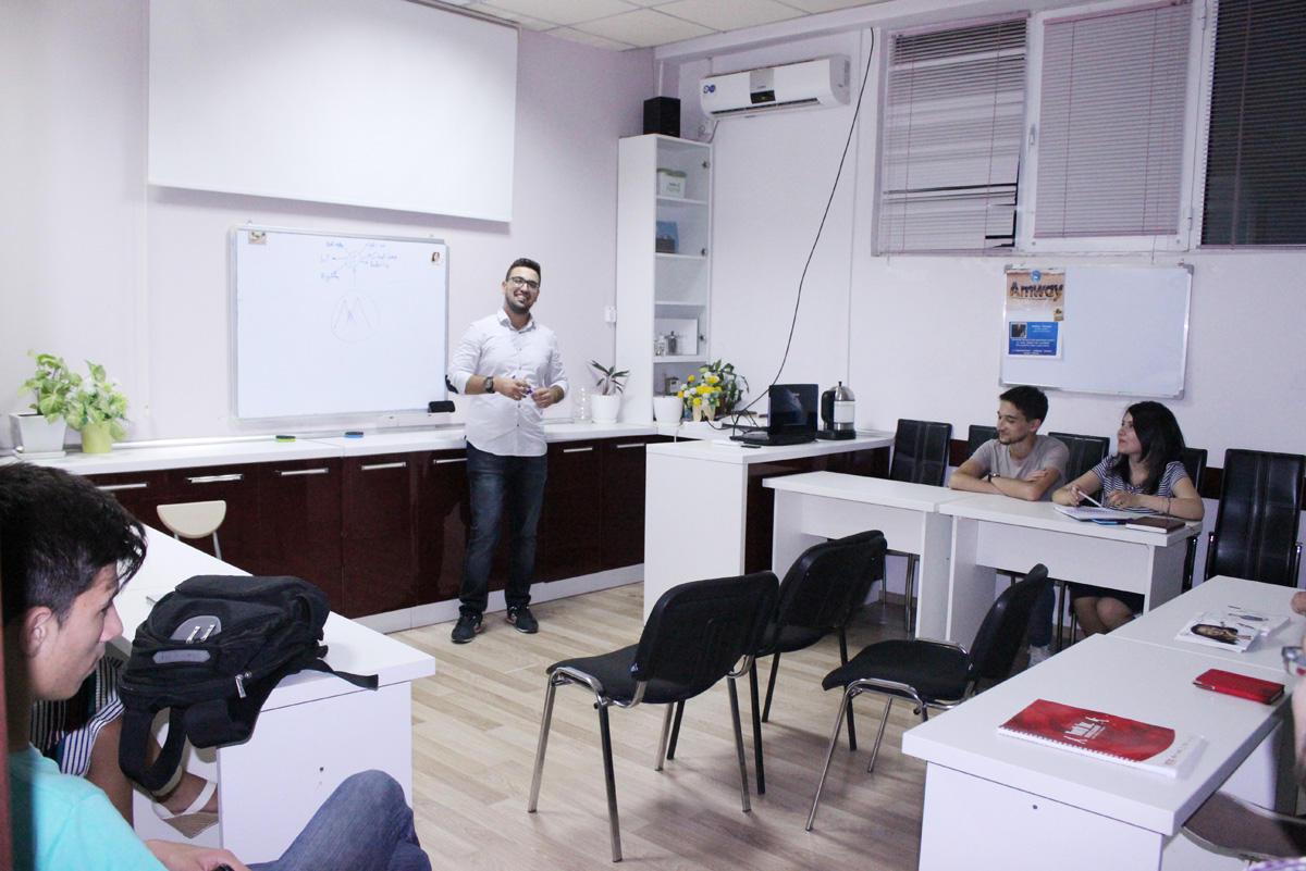 В Баку состоялась презентация стартап-компании MambaX (ФОТО)