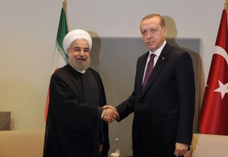 Erdogan, Rouhani to co-chair Turkey-Iran cooperation council meeting