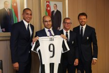 IBA, Juventus Football Club sign cooperation agreement - Gallery Thumbnail
