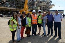 Topside-modules for Shah Deniz 2 platform nearly ready (PHOTO) - Gallery Thumbnail