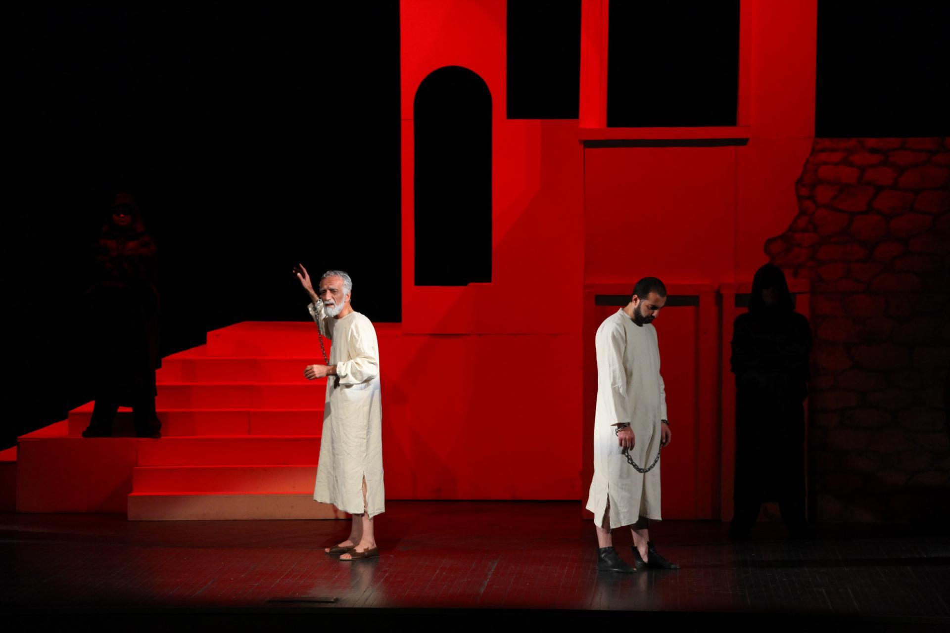 II Şəki Beynəlxalq Teatr Festivalı uğurla başa çatıb (FOTO) - Gallery Image