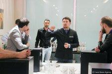 В Баку прошел чемпионат барменов: победитель едет во Францию, призеры – в Россию  (ФОТО) - Gallery Thumbnail