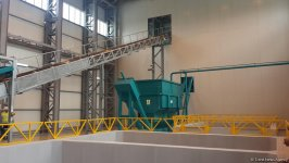 SOCAR commissions waste oil recycling center in Baku  (PHOTO) - Gallery Thumbnail