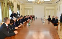 Ilham Aliyev: All steps taken to excellently organize referendum - Gallery Thumbnail