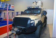 Azerbaycan'da Uluslararası Savunma Fuarı çalışmalara başladı (Fotoğraf) - Gallery Thumbnail