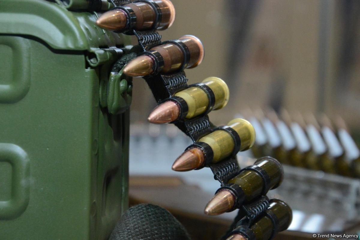 Azerbaycan'da Uluslararası Savunma Fuarı çalışmalara başladı (Fotoğraf) - Gallery Image