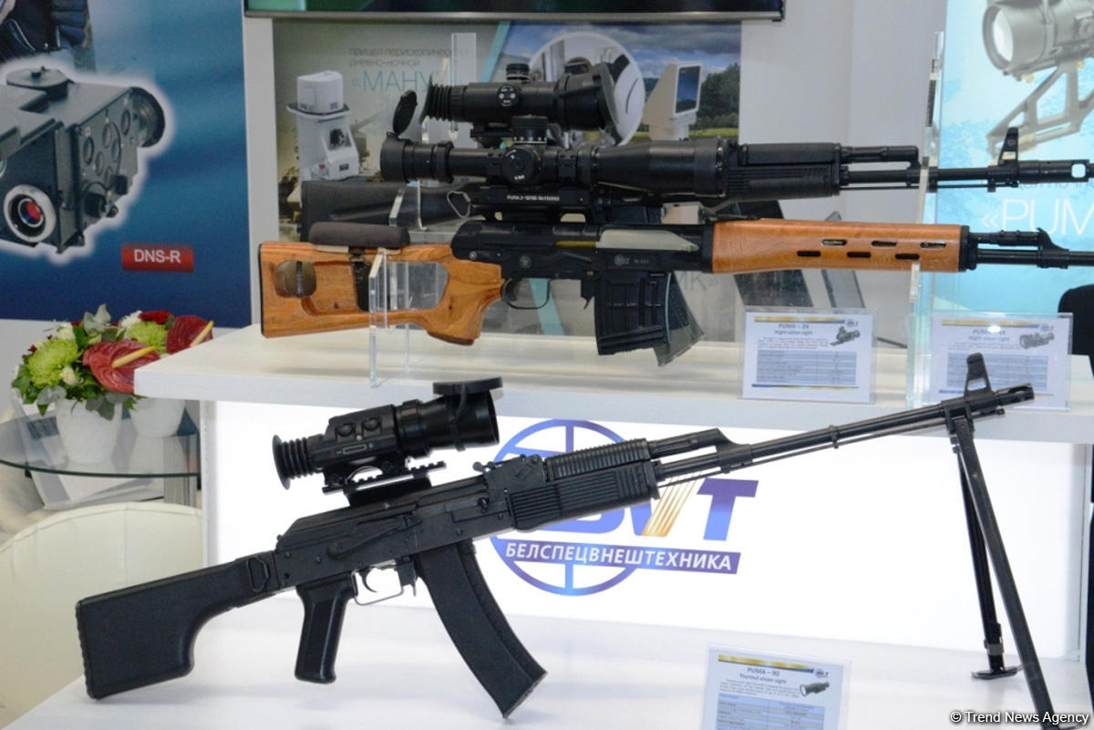 Azerbaijan's defense products to be demonstrated in France