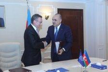 В Азербайджане создана Трехсторонняя комиссия по социальным и экономическим вопросам (ФОТО) - Gallery Thumbnail
