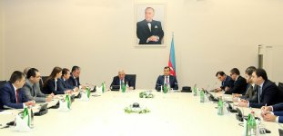Baku hosts 1st session of Russia-Azerbaijan business council - Gallery Thumbnail