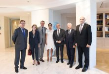 Mehriban Aliyeva meets delegation led by French Assembly member (PHOTO) - Gallery Thumbnail