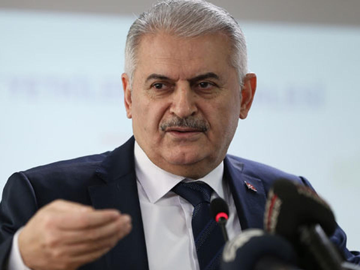 Turkey wants to open new page in relations with EU - Yildirim