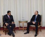 Ilham Aliyev meets Venezuelan president (PHOTO) - Gallery Thumbnail