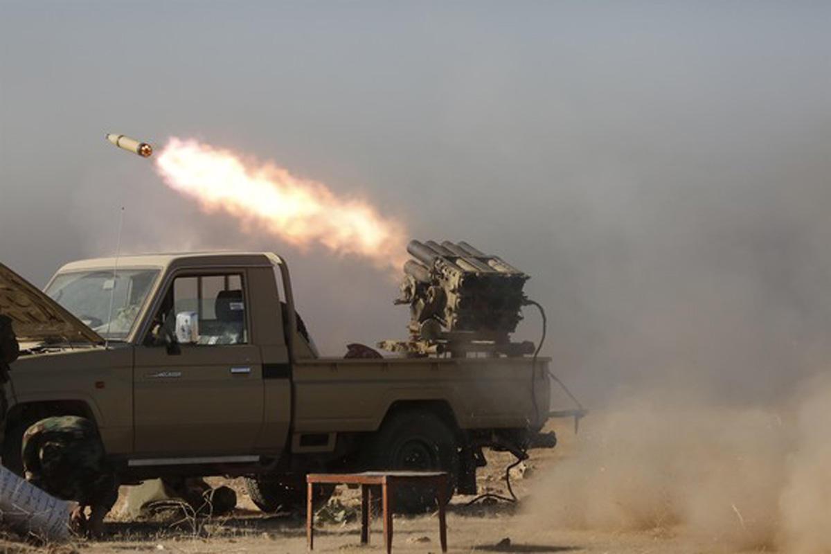 Musul'da yeniden saldırıya geçtiler