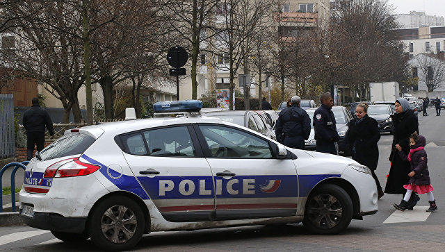 Three die in French shooting and hostage-taking, attacker killed