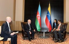 Venezuela interested in co-op with Azerbaijan in all directions  (PHOTO) - Gallery Thumbnail