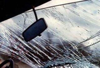 Yayaya çarpan otomobil devrildi: 1 ölü 3 yaralı