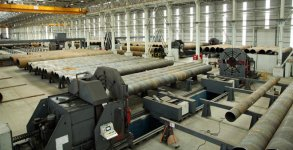 Azerbaijani firm sends 47M AZN worth of pipes to Turkmenistan - Gallery Thumbnail