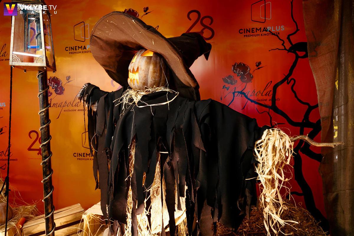 В CinemaPlus прошел маскарадный фестиваль Halloween (ВИДЕО, ФОТО) - Gallery Image
