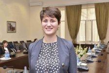 Gubkin's University students pleased with Azerbaijan - Gallery Thumbnail