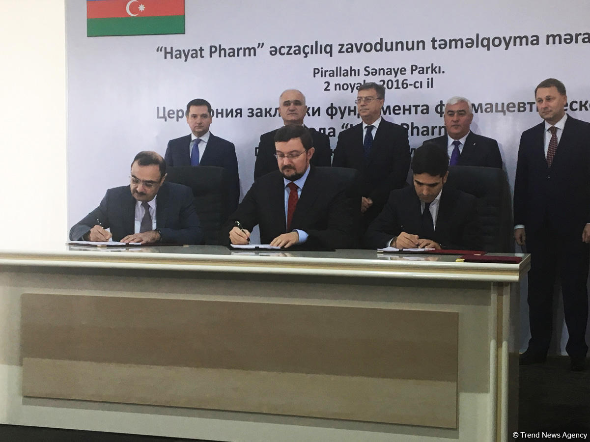 Azerbaijan to save $54M using local meds instead of foreign (PHOTO) - Gallery Image