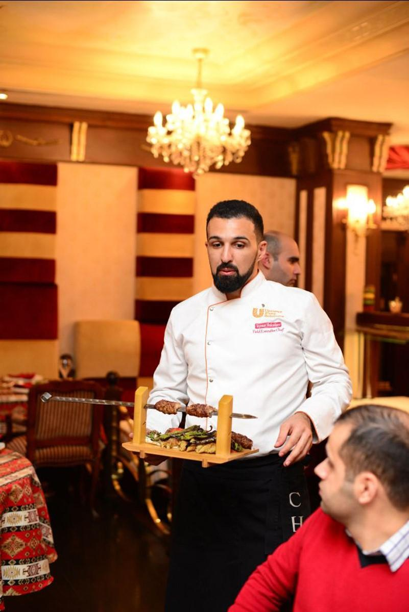 "Presentation of National Kitchen held in ""Excelsior Hotel & Spa Baku"" (PHOTO) - Gallery Image"