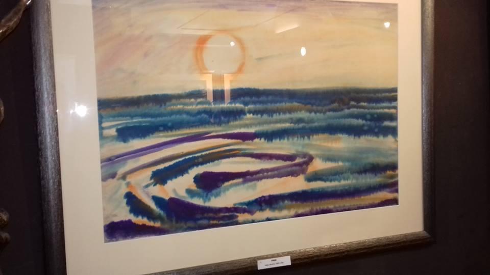В Баку открылась выставка внука Мамеда Эмина Расулзаде (ФОТО) - Gallery Image