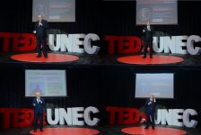 First TEDx UNEC Conference took place (PHOTO) - Gallery Thumbnail