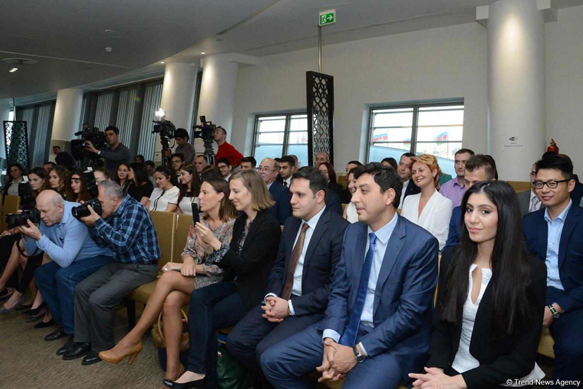 Azerbaijani SmartScoring and UEG sign new partnership deal (PHOTO) - Gallery Image
