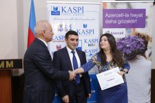 Two Azerbaijani journalists to continue studying in London (PHOTO) - Gallery Thumbnail