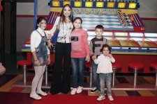 Heydar Aliyev Foundation arranges entertainment program for children (PHOTO) - Gallery Thumbnail