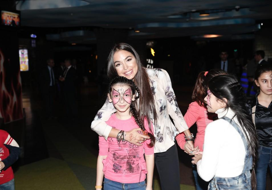 Heydar Aliyev Foundation arranges entertainment program for children (PHOTO) - Gallery Image