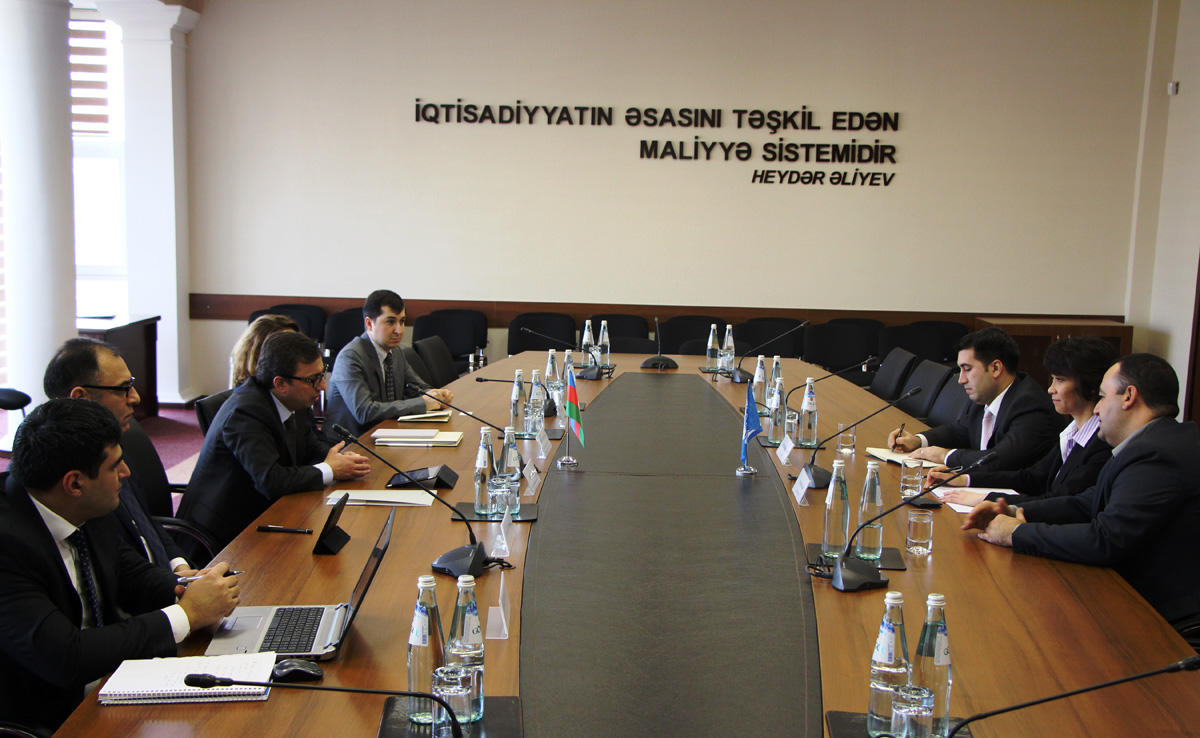 WB ready to provide technical aid to Azerbaijan (PHOTO) - Gallery Image