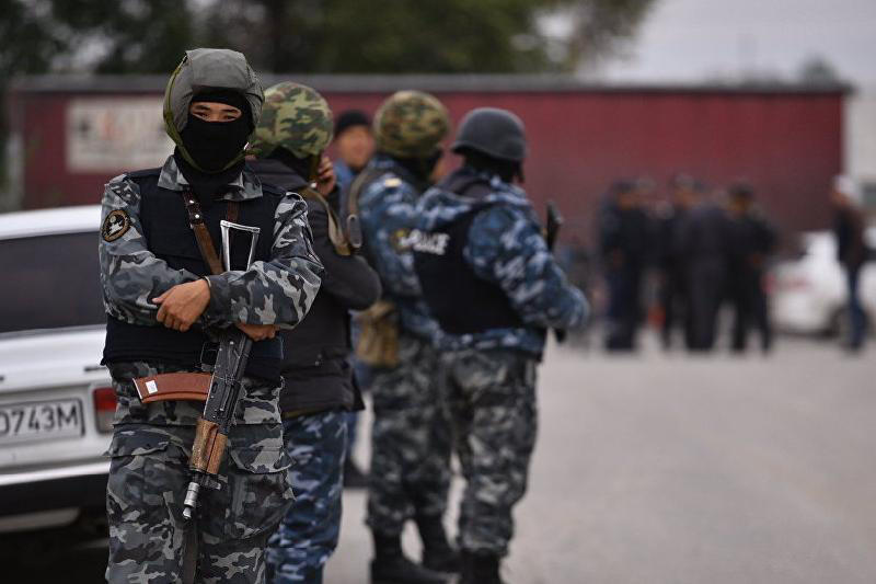 В Кыргызстане завели дело против уволенного экс-замглавы МВД