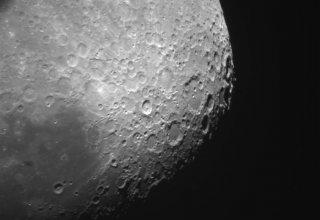 Rəsədxana: Ay artıq Yerdən uzaqlaşmağa başlayıb  (FOTO)